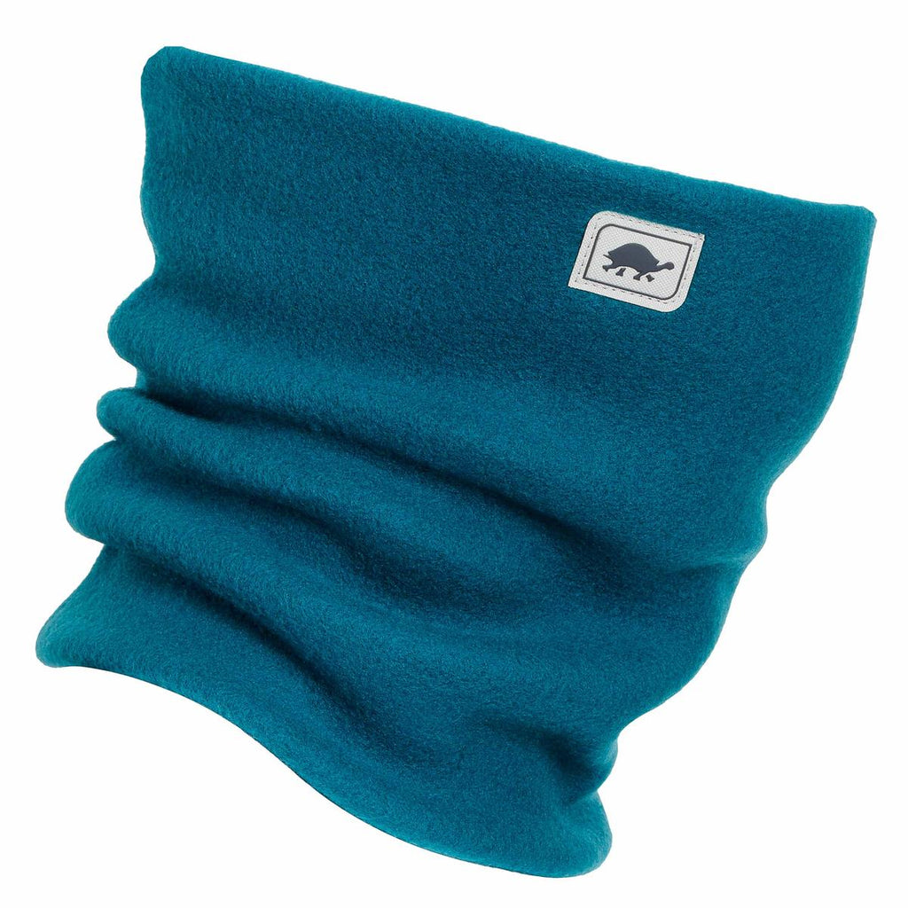 Original Turtle Fur Fleece The Turtle's Neck Warmer / Color-Dark Teal