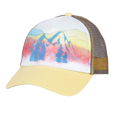 Great Outdoors Trucker / Color-Sunshine