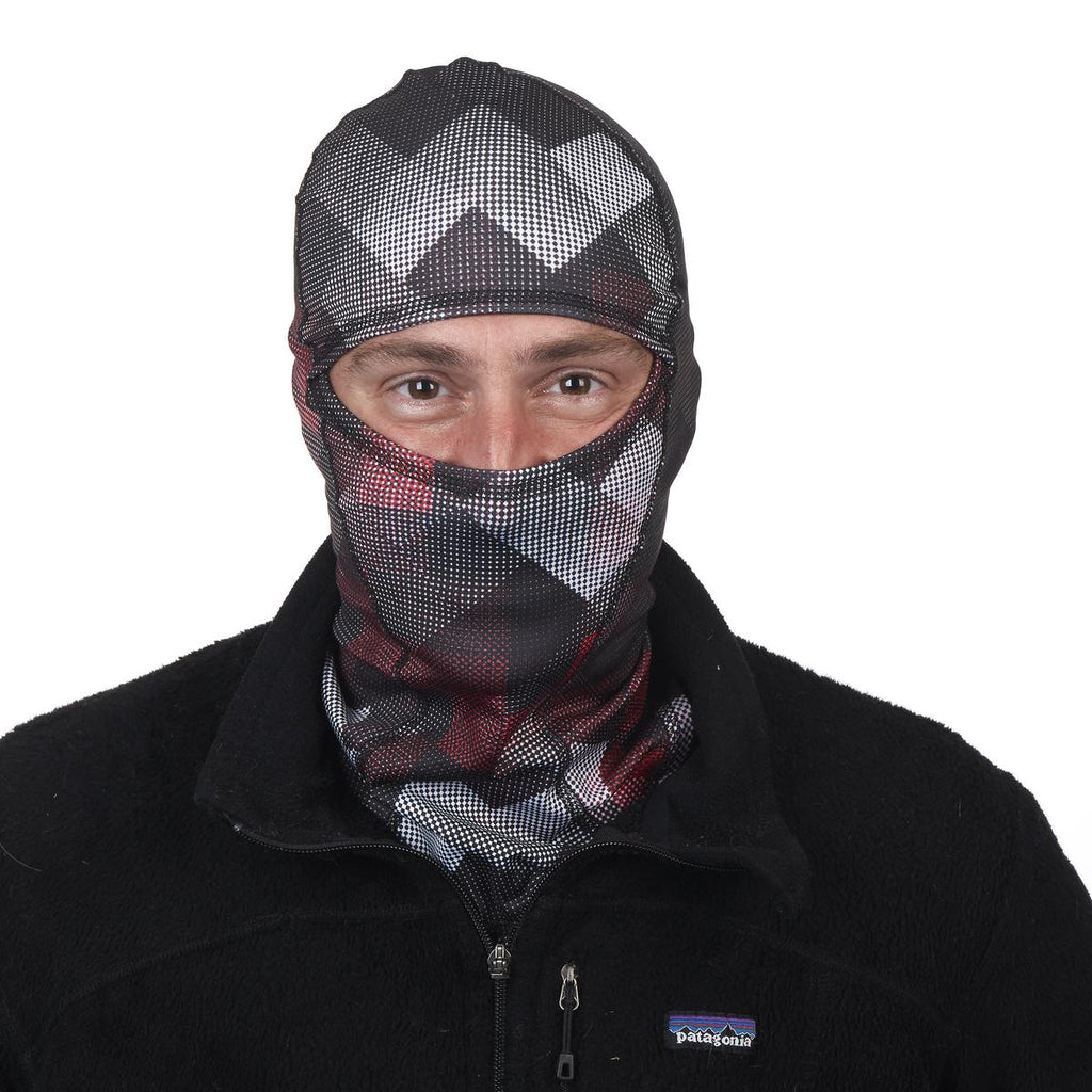 Ninja Performance Balaclava / Color - Checks Mix