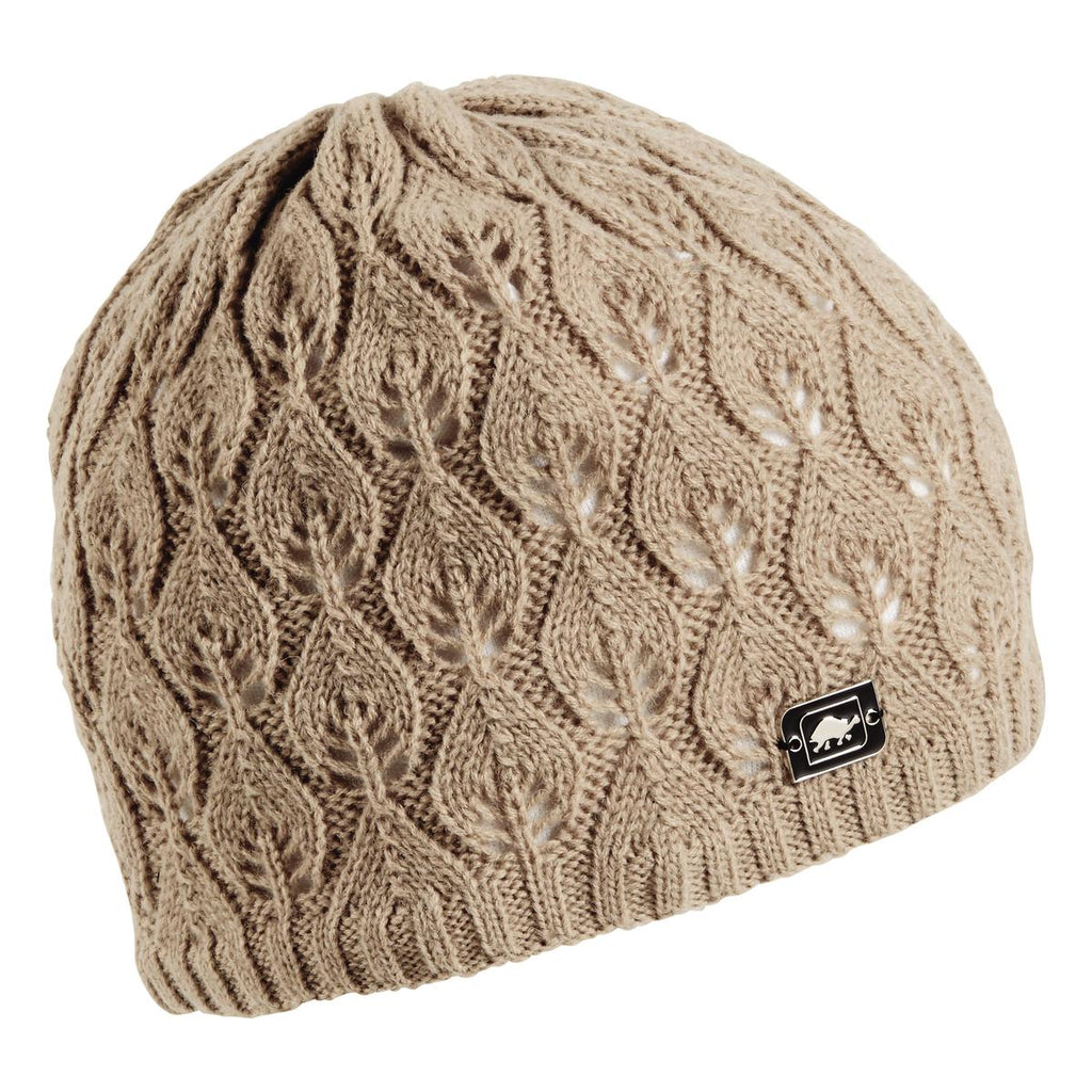 Aspen Knit Beanie / Color-Sand