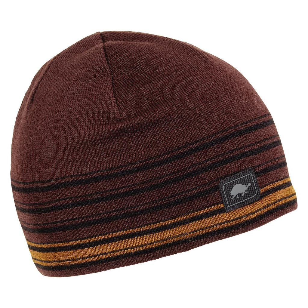 Lineage Knit Beanie / Color-Bark