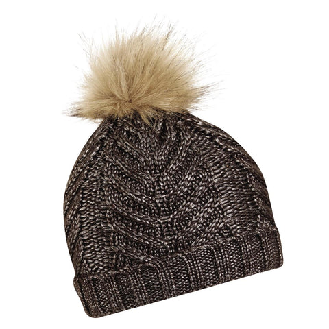 Sequoia Pom Beanie / Color-Black
