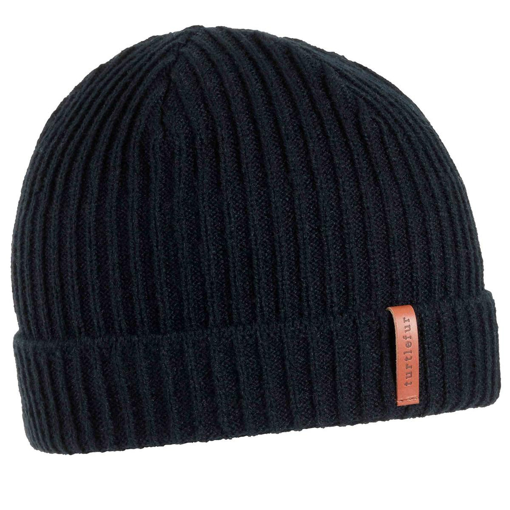 Connor Watch Cap Beanie / Color-Black