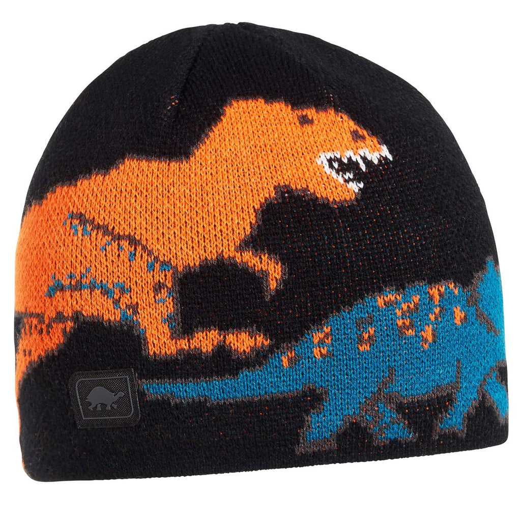 Kids Jurassic Beanie / Color-Onyx