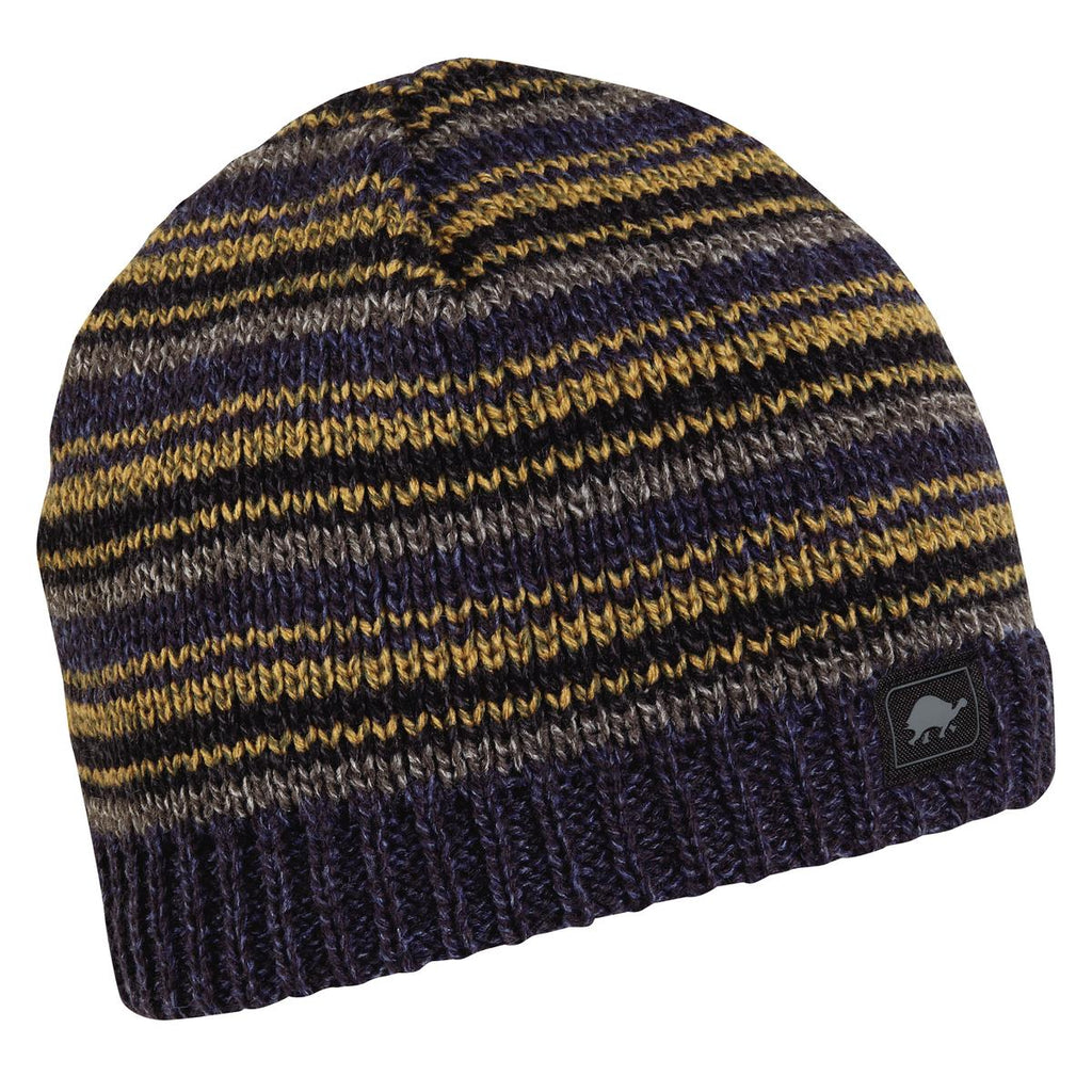 Schroeder Ragg Beanie / Color-Blue
