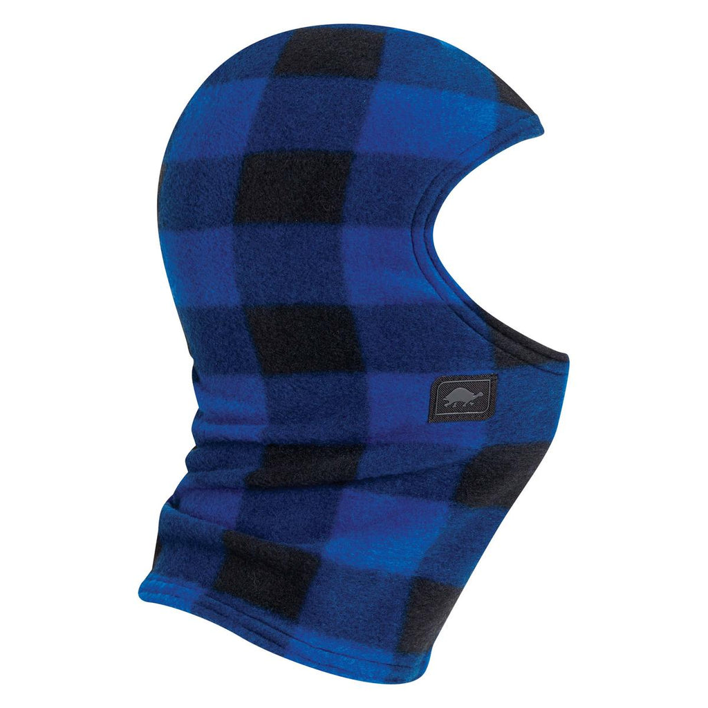 Toddler Playful Prints Fleece Balaclava / Color-Lumberjon
