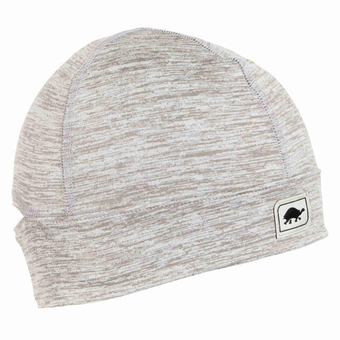 Comfort Shell Stria Conquest Ponytail Beanie / Color-Storm