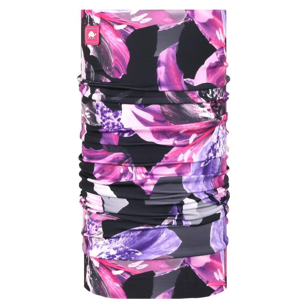 Lightweight Totally Tubular Headwear, Prints / Color - Petal Posse