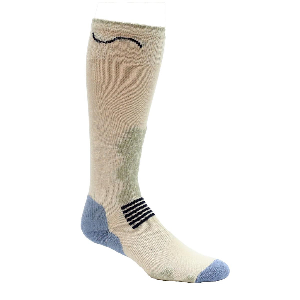Midweight Snowdrop OTC Sock / Color-White