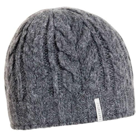 Recycled Sky Beanie / Color-Charcoal