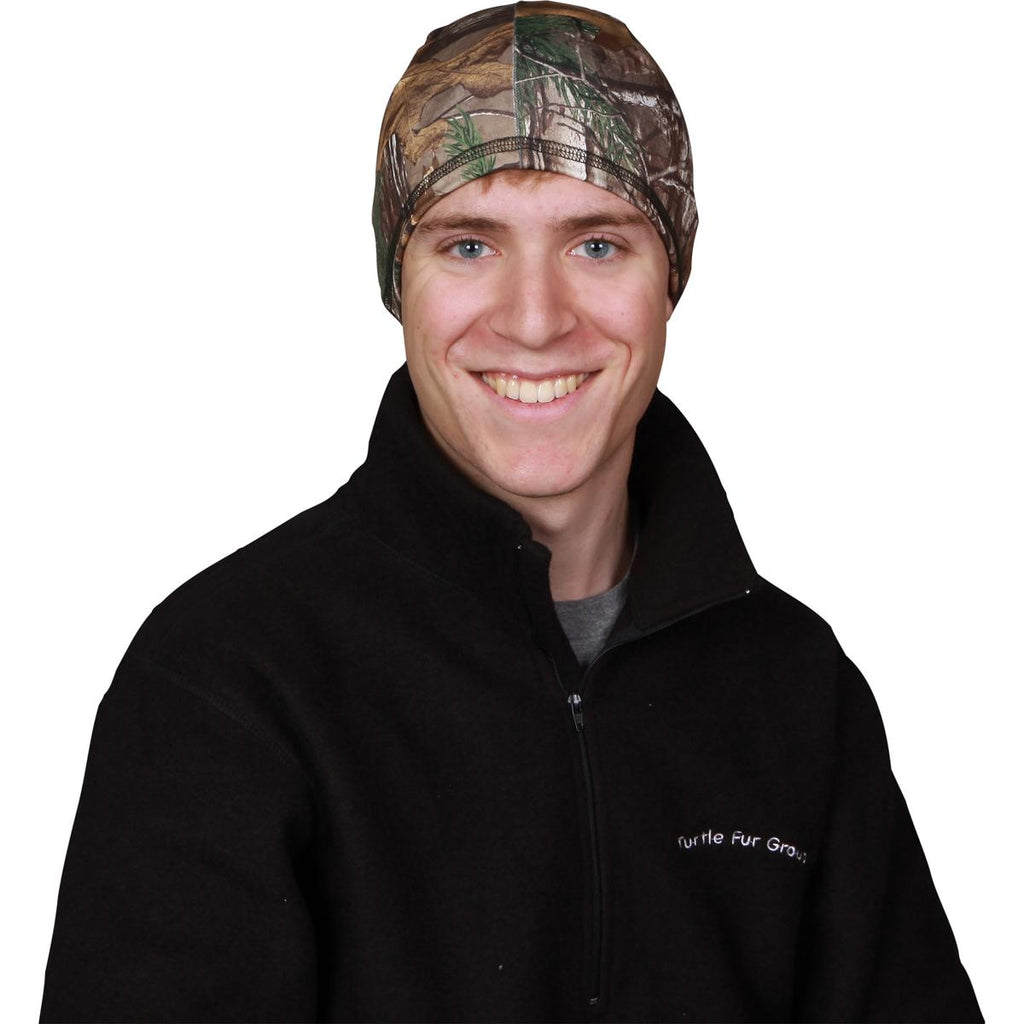 Detonator Cap Helmet Liner, RealTree® Prints / Color - RealTree Xtra