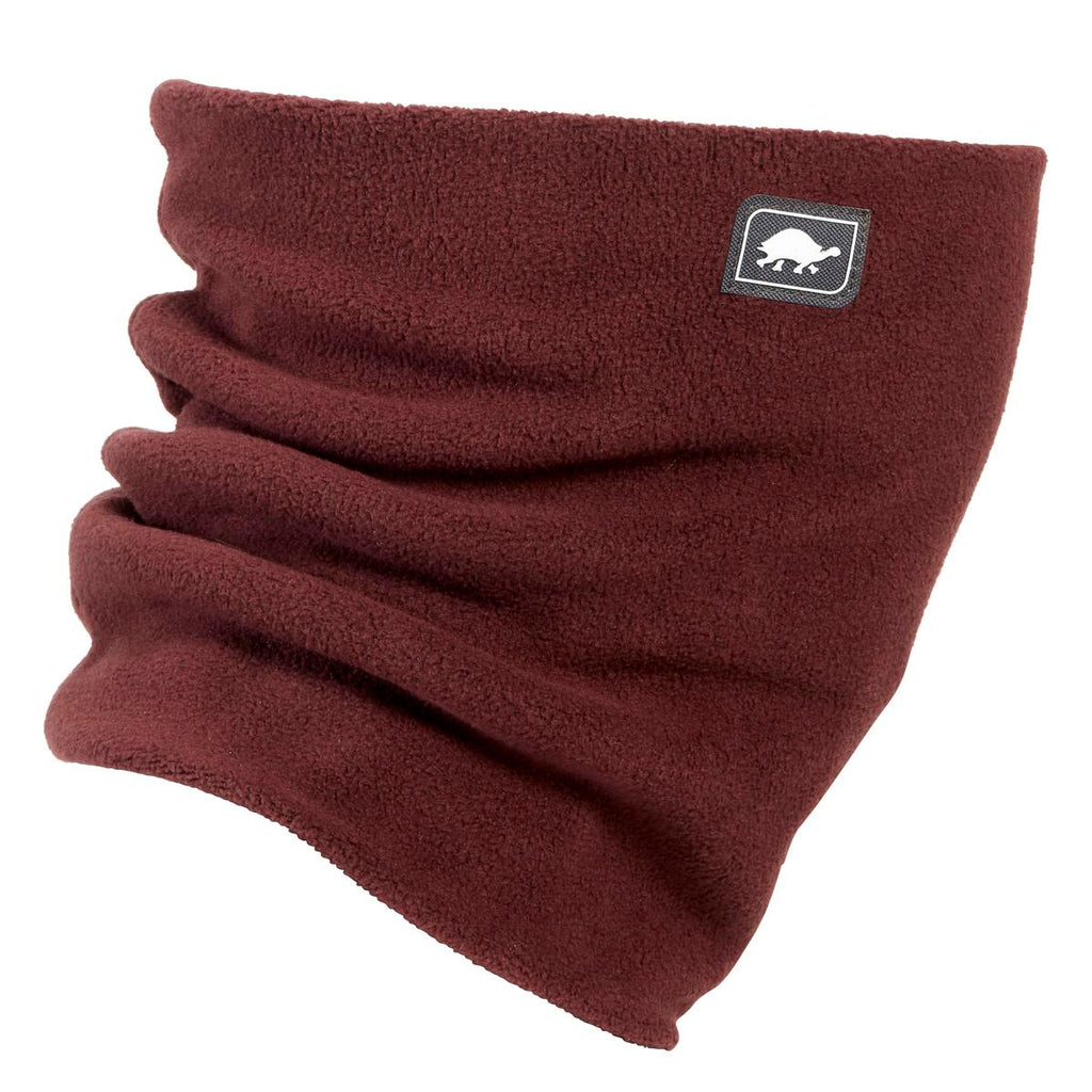 Double-Layer Classic Neck Warmer / Color-Twig