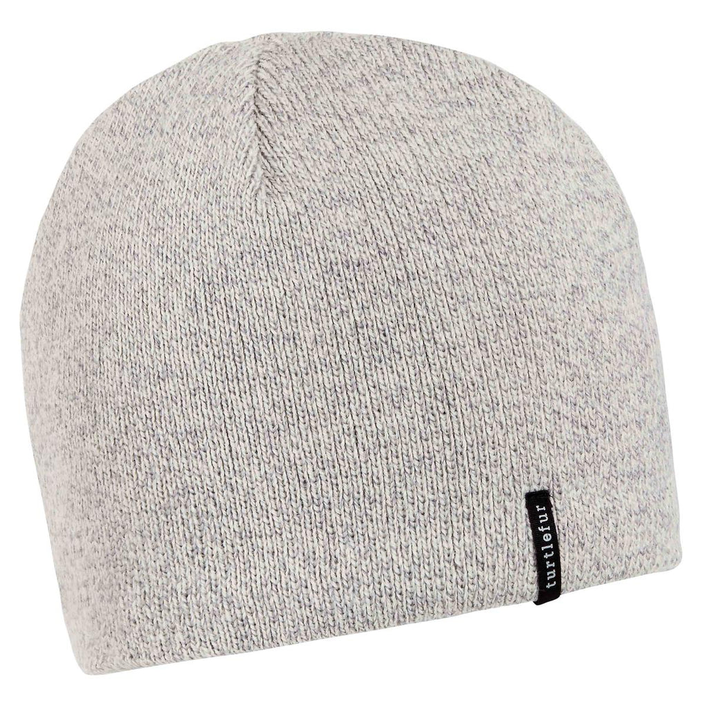 N.E. Solid Ragg Beanie / Color-Oatmeal