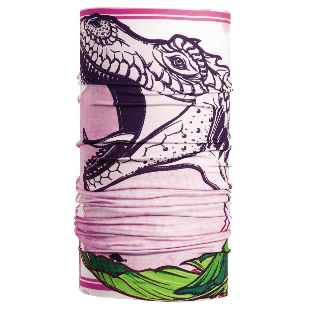 Lightweight Totally Tubular Headwear, Limited Edition Prints / Color - Dino Luau