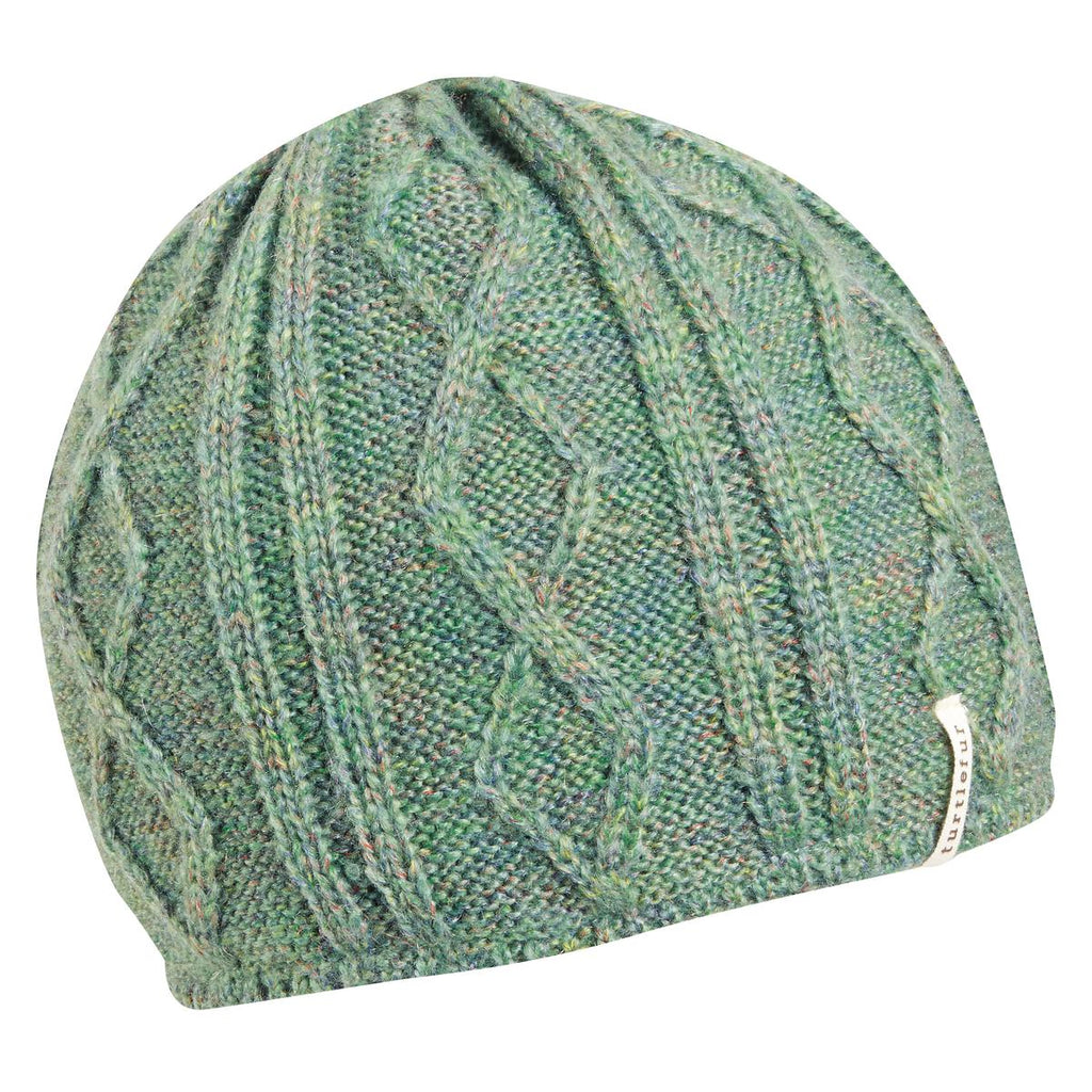 Monica Knit Beanie / Color-Sage