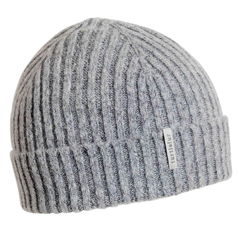 Recycled Clara Beanie / Color-Ash