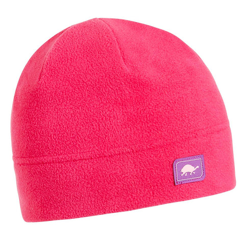 Youth Chelonia 150 Fleece Beanie / Color-Positively Pink