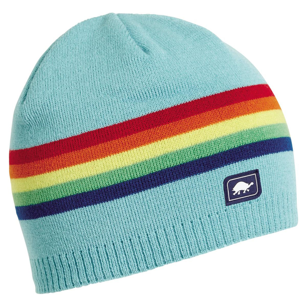 Bright Knit Beanie / Color-Glacier
