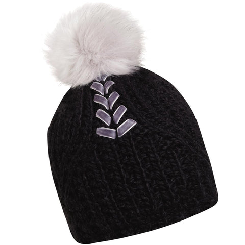 Aubrey Pom Beanie / Color-Black