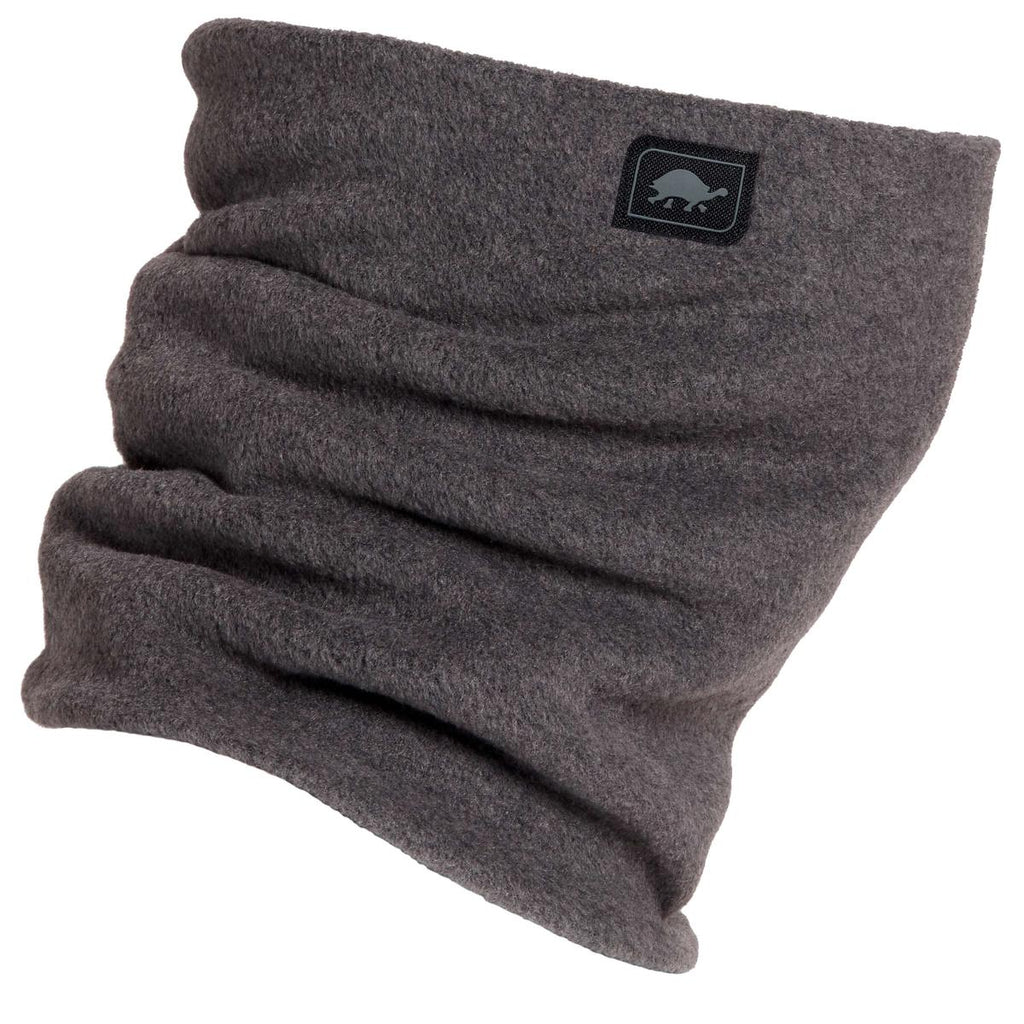 Chelonia 150 Fleece Double-Layer Neck Warmer / Color-Charcoal