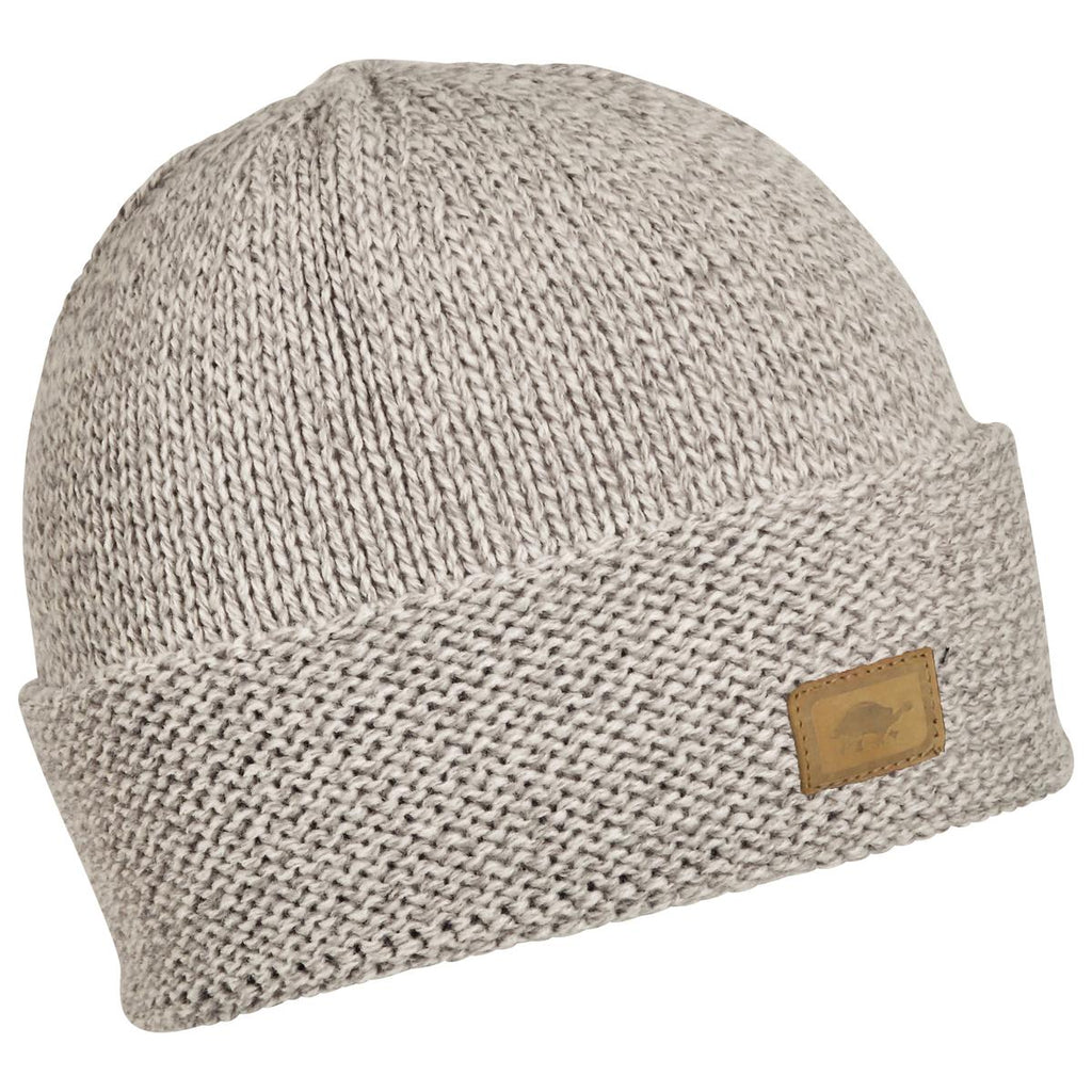 Phillip Watch Cap Ragg Wool Beanie / Color-Beige
