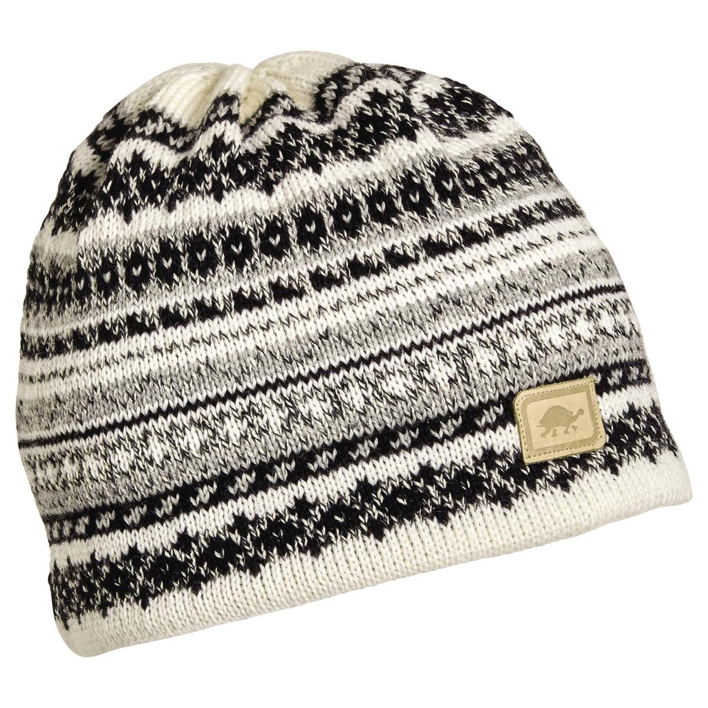 Fjord Knit Beanie / Color-White