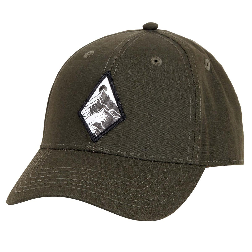 Kayde Ballcap / Color-Forest