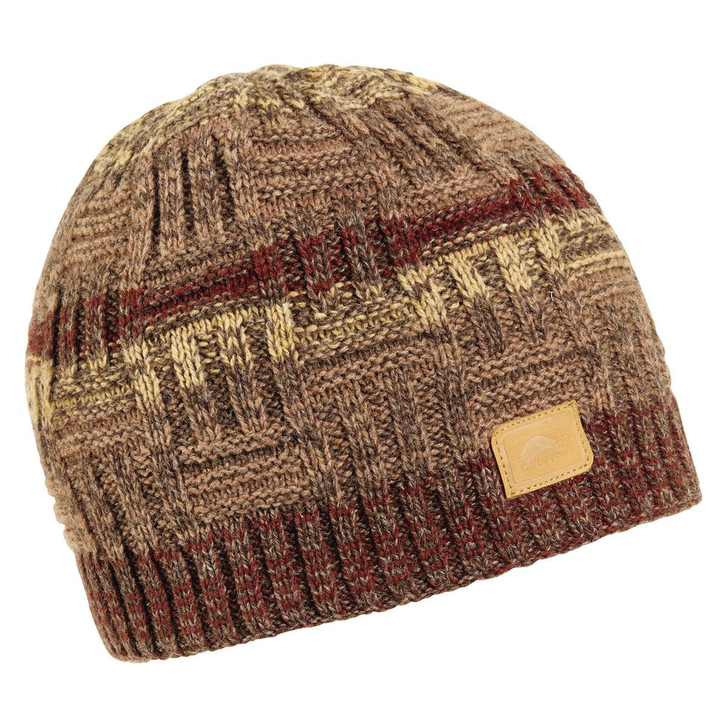 Pierson Beanie / Color-Bark