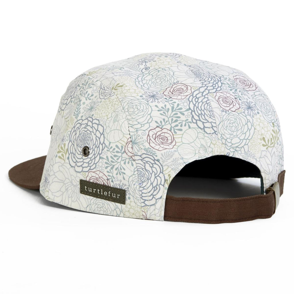 Prickly Camper Cap / Color - Floral