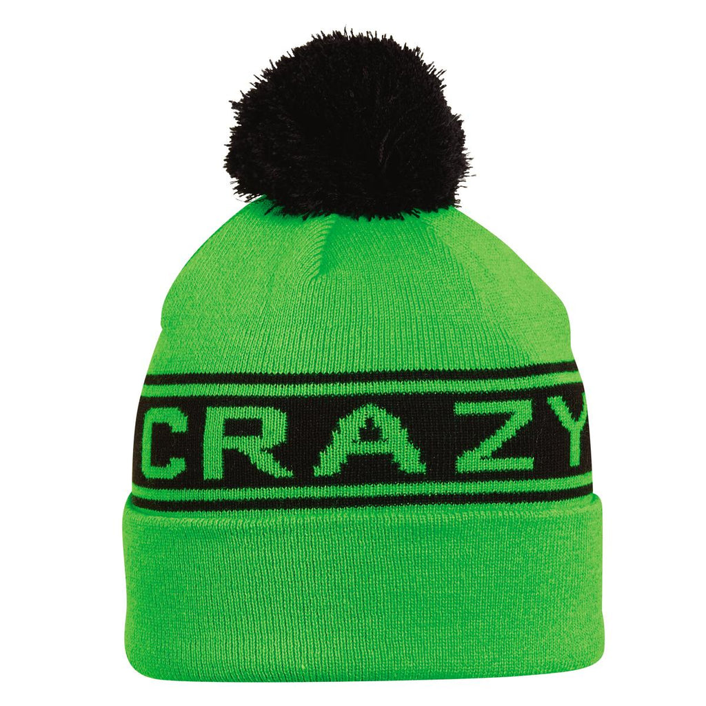 Little Bitta Pom Beanie / Color-Green