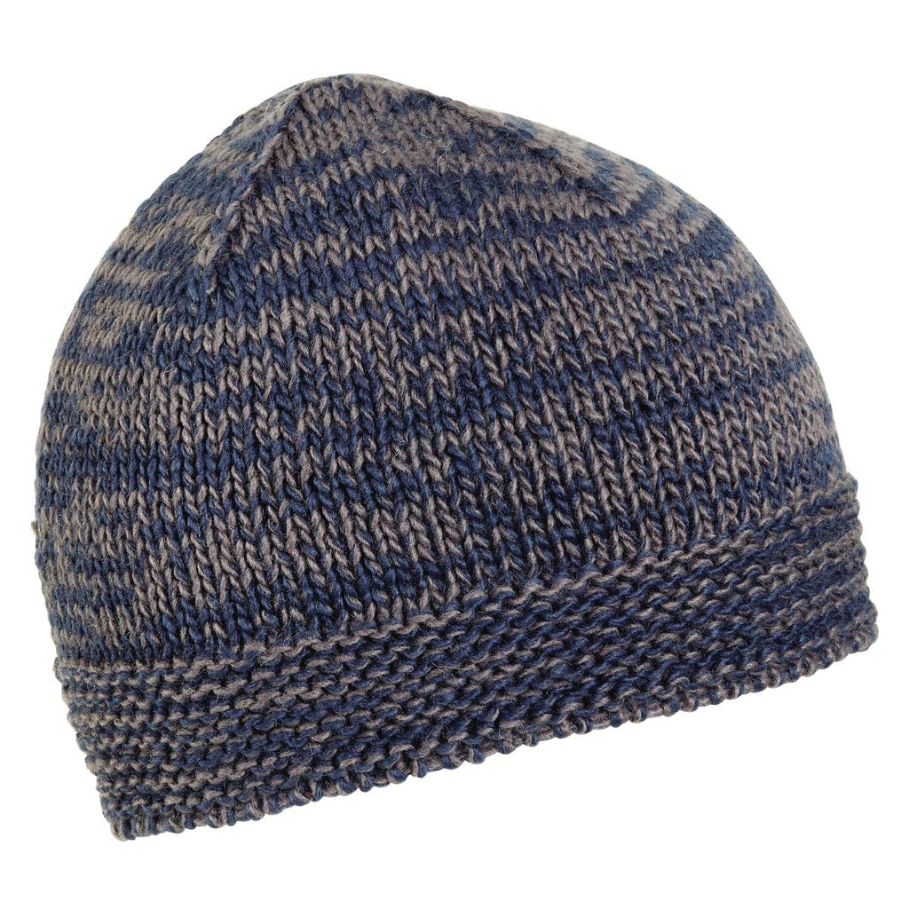 Brax Knit Beanie / Color-Blue