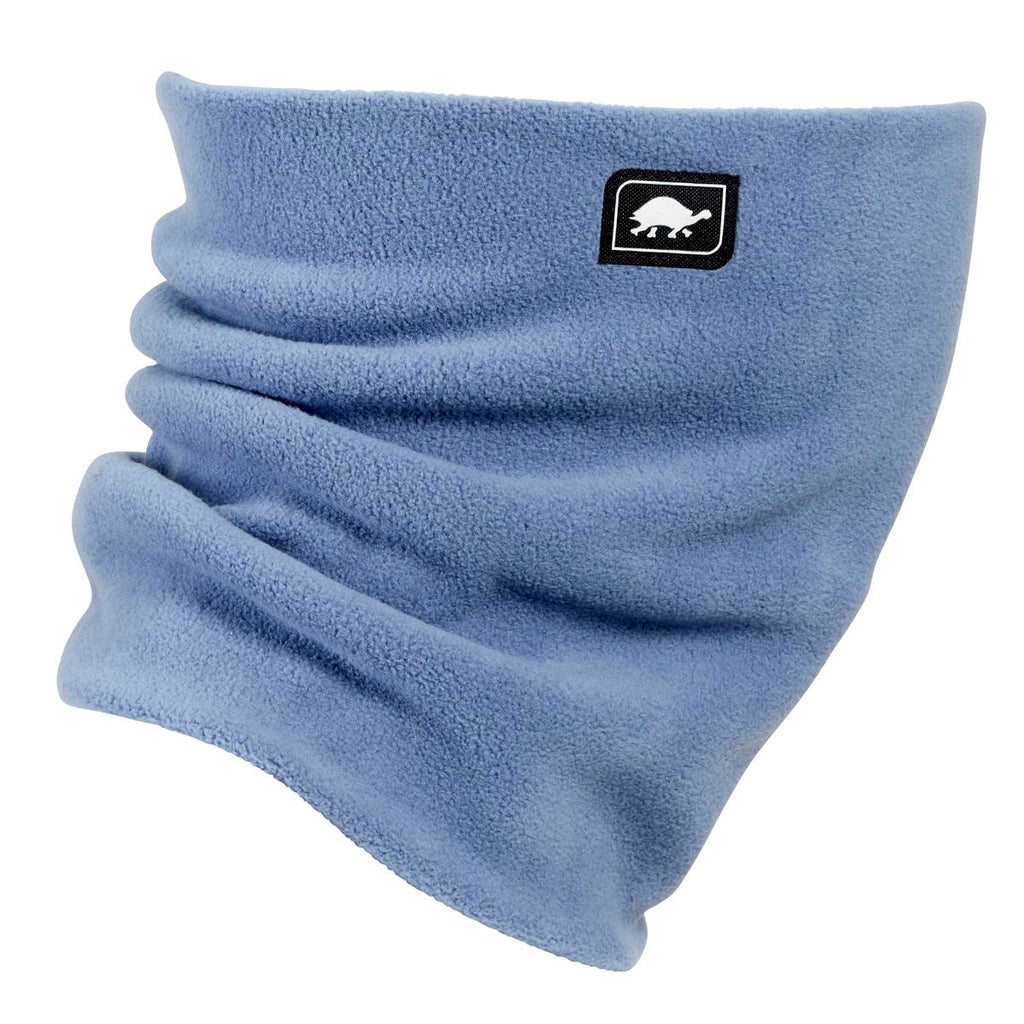 Double-Layer Classic Neck Warmer / Color-Dusk