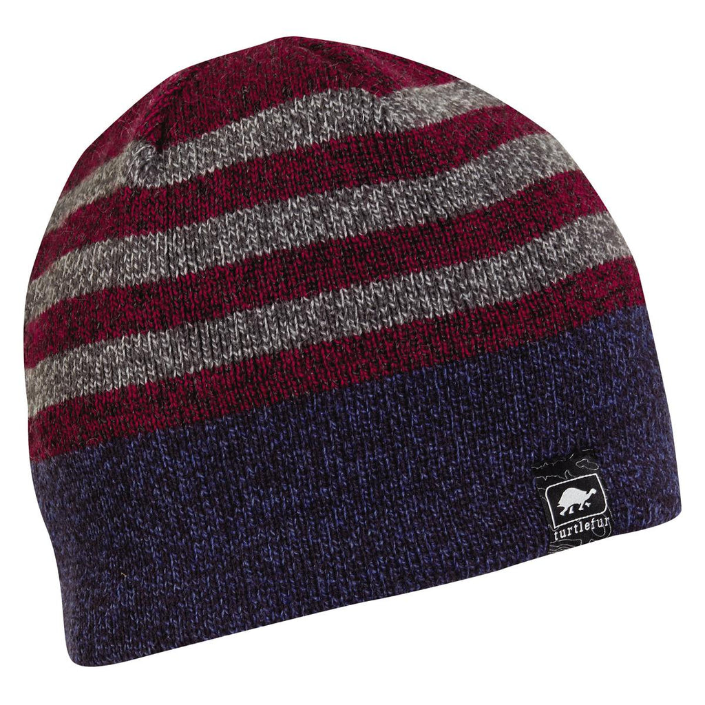 Brant Ragg Beanie / Color-Blue