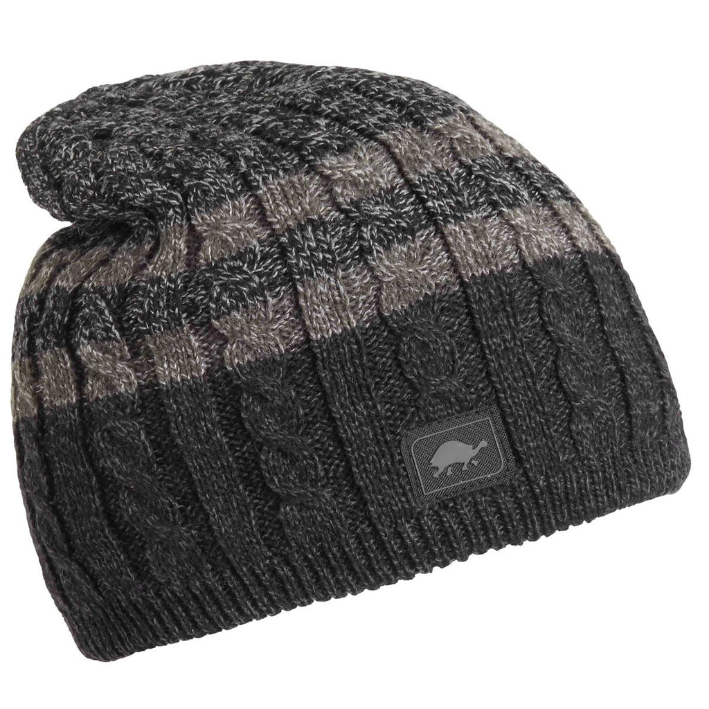 Slater Ragg Beanie / Color-Charcoal