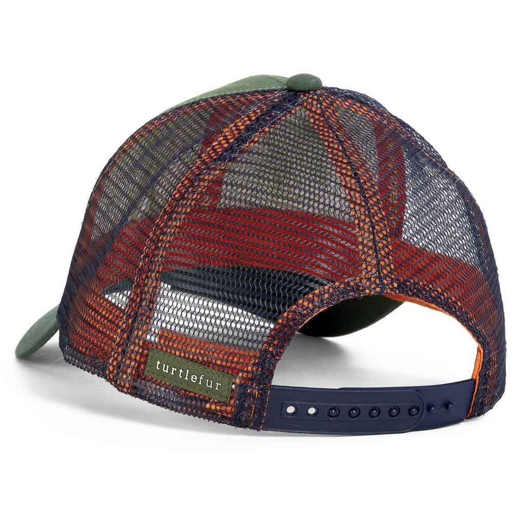 Saguaro Trucker / Color-Green