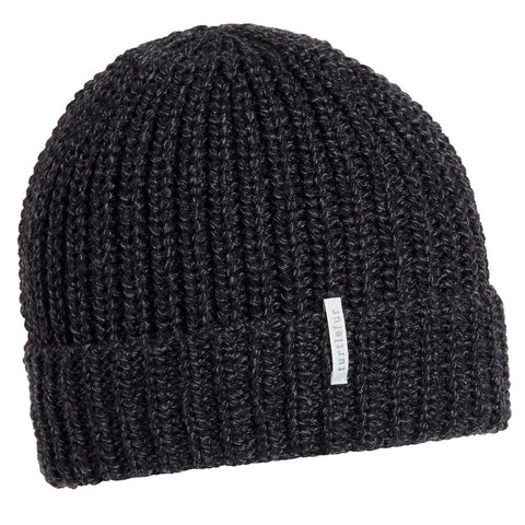 Ethan Ragg Beanie / Color-Black