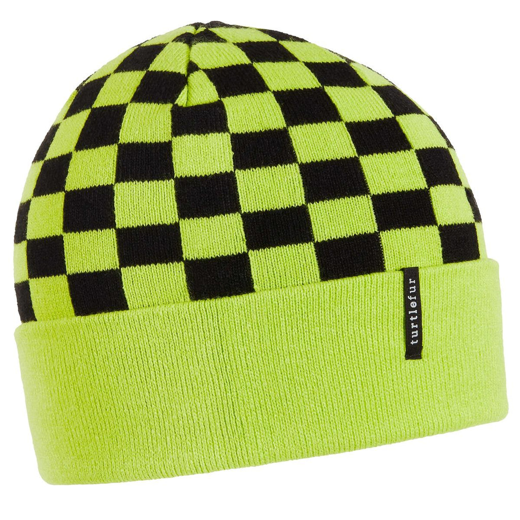 Youth Sk8er Beanie / Color-Citrus