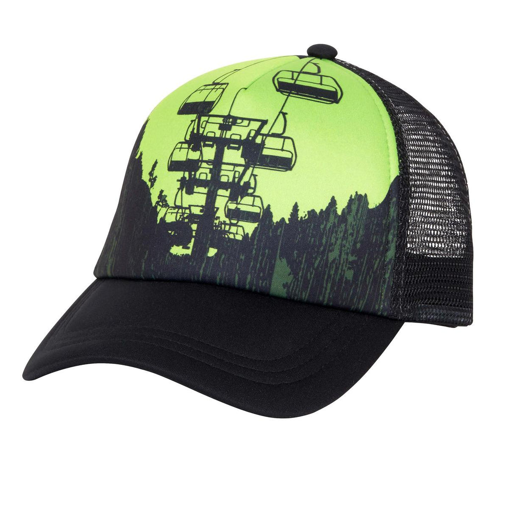Youth Lifty Trucker / Color-Lime