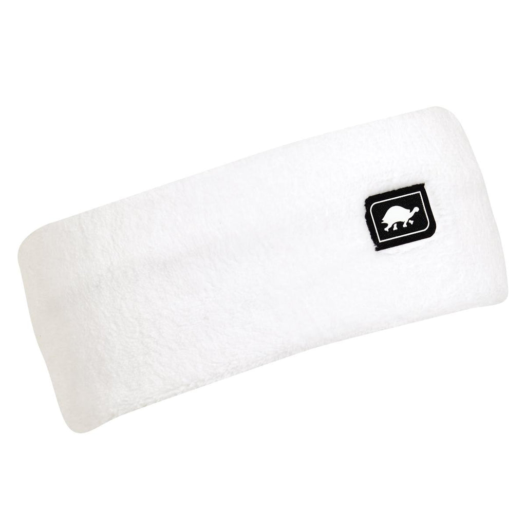 Plush Fluffy Headband / Color-White