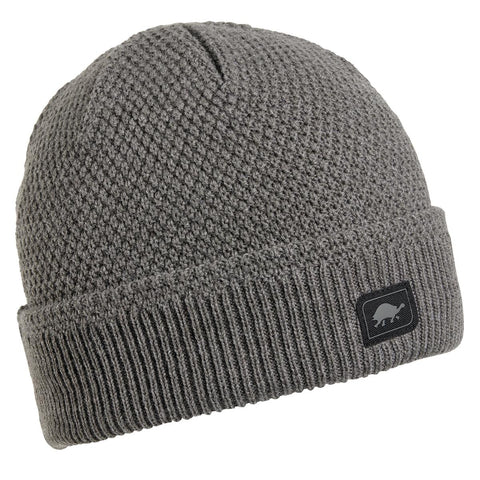 Reggie Knit Beanie / Color-Gray