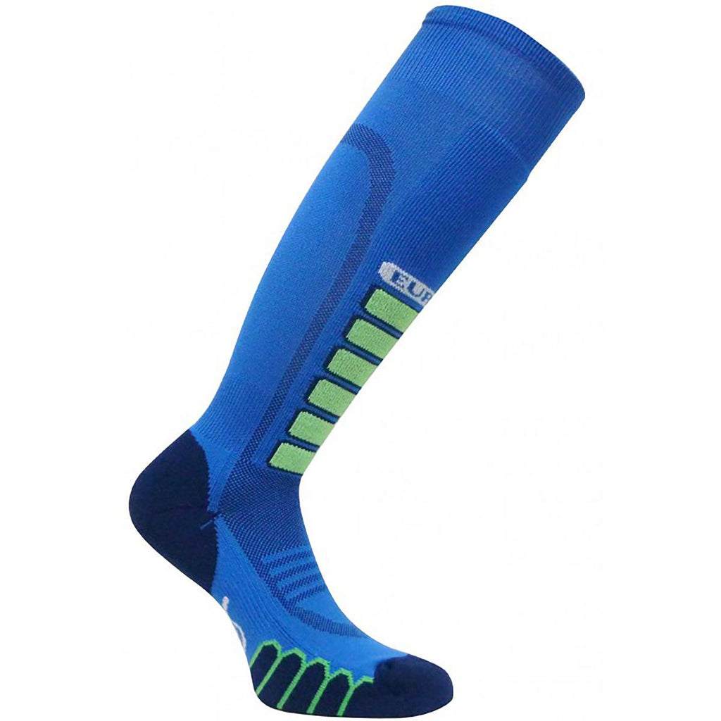 Eurosock Lightweight Silver Supreme OTC Sock / Color-Royal