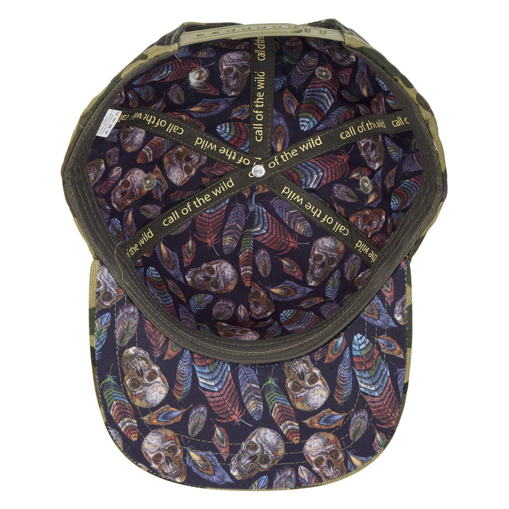 Lady Camo Ballcap / Color - Camo