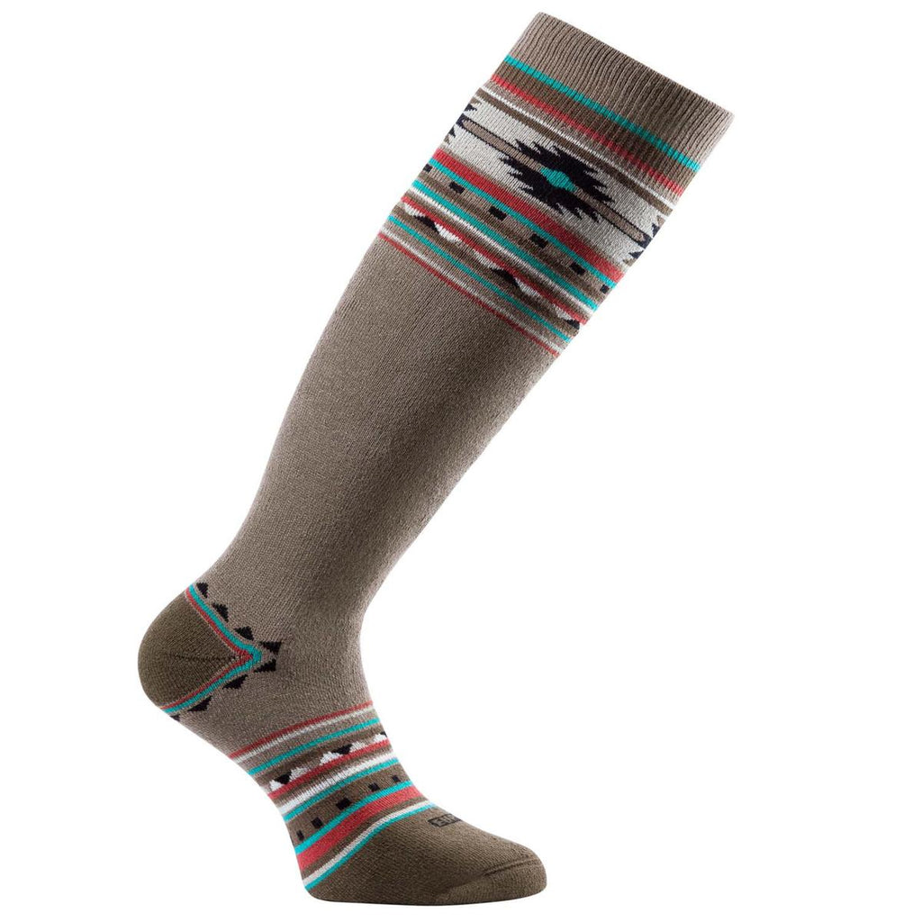 Eurosock Graphic OTC Sock / Color-Taupe