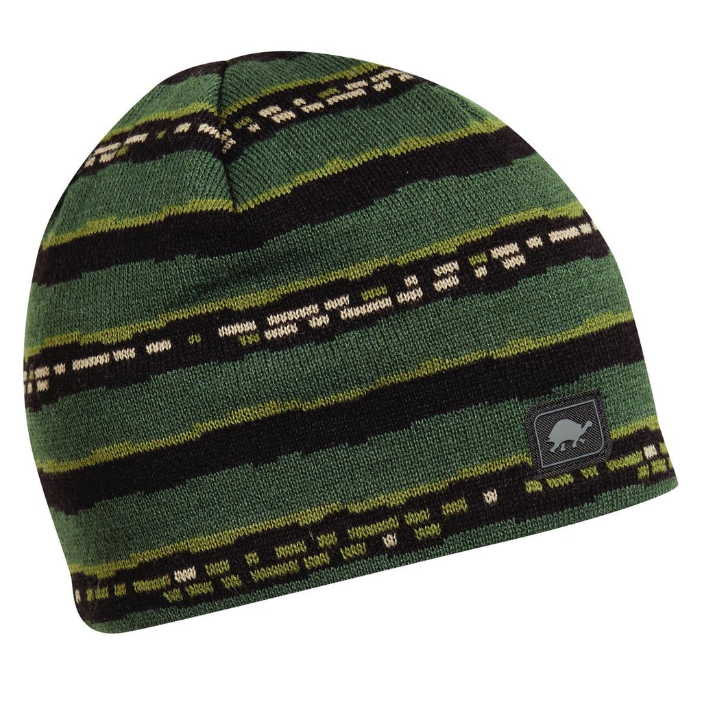 Side Track Beanie / Color-Oregano