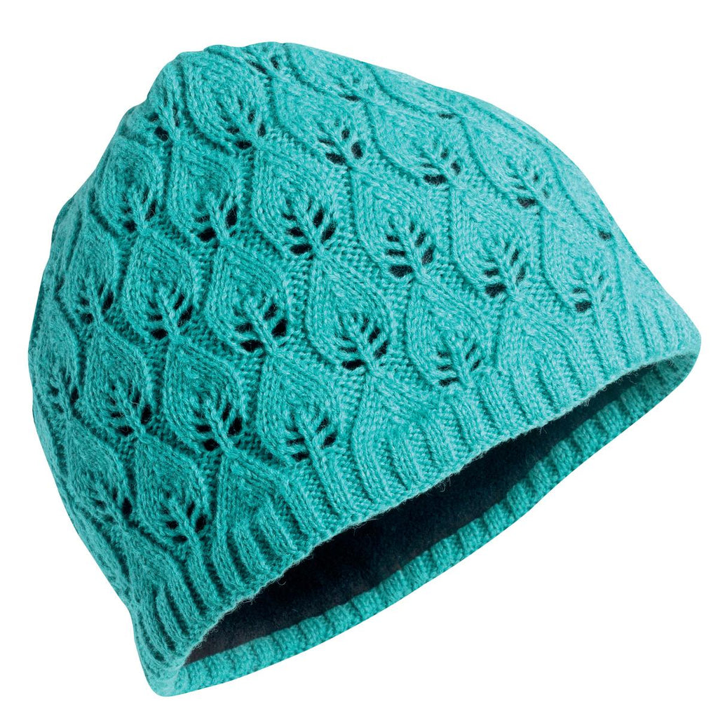 Aspen Knit Beanie / Color-Seaglass