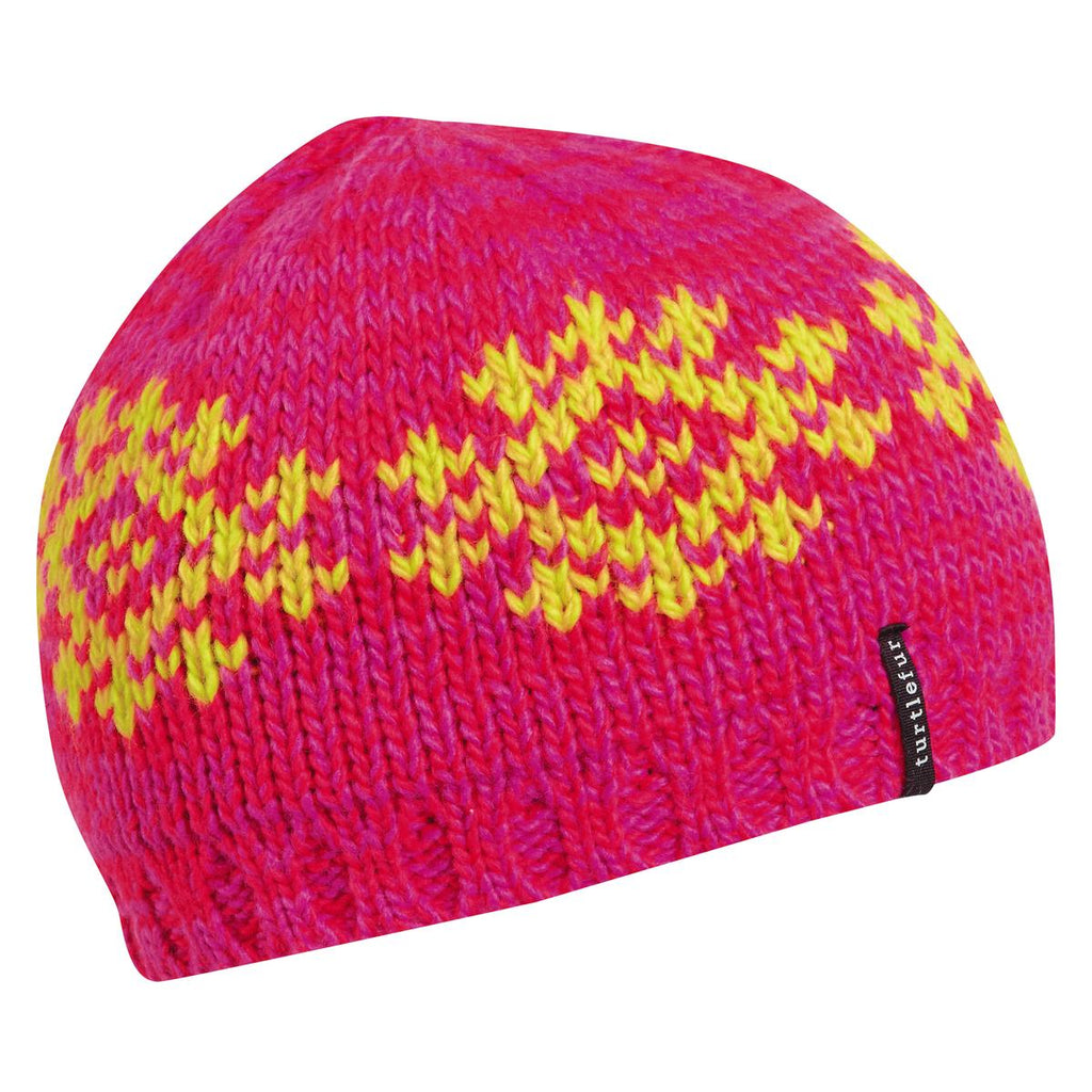 Star Shine Beanie / Color-Pink