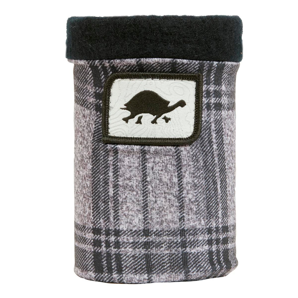 Fancy Koozie / Color-Plaid To The Bone