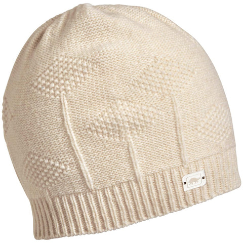 Nuuk Wool Blend Beanie / Color-Ivory