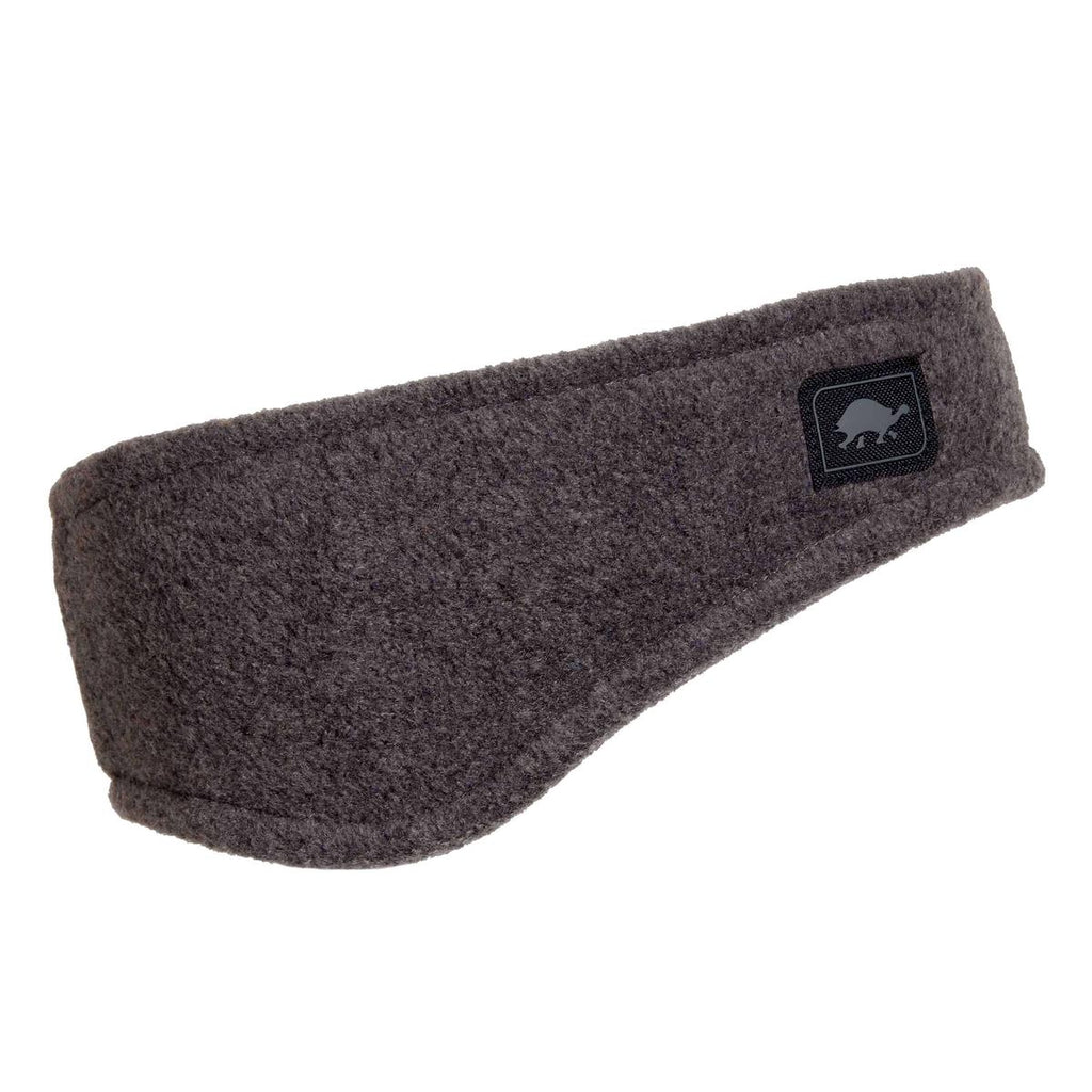 Chelonia 150 Fleece Bang Band Headband / Color-Charcoal