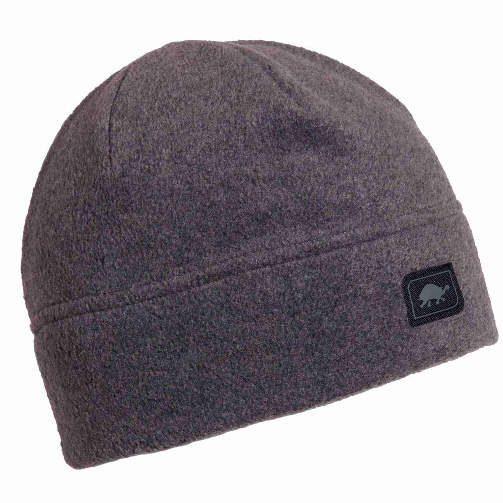 Chelonia 150 Fleece Beanie / Color-Charcoal